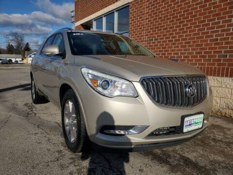 2014 Buick Enclave for sale at Auto Pros in Youngstown OH