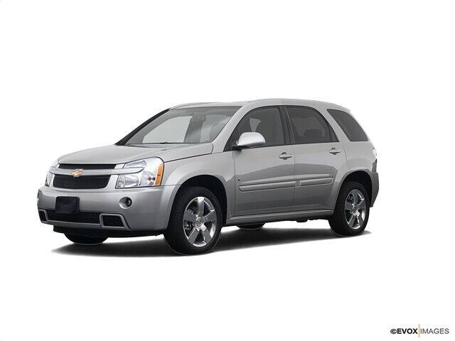 2008 Chevrolet Equinox for sale at CHAPARRAL USED CARS in Piney Flats TN