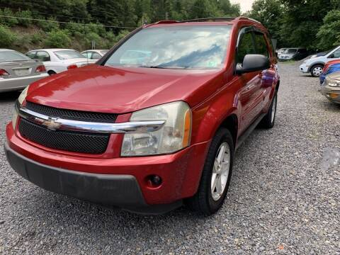 2005 Chevrolet Equinox for sale at JM Auto Sales in Shenandoah PA