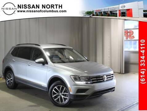 2020 Volkswagen Tiguan for sale at Auto Center of Columbus in Columbus OH