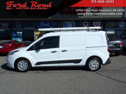2016 Ford Transit Connect Cargo for sale at Ford Road Motor Sales in Dearborn MI