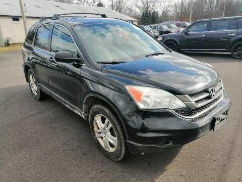 2010 Honda CR-V for sale at KRIS RADIO QUALITY KARS INC in Mansfield OH