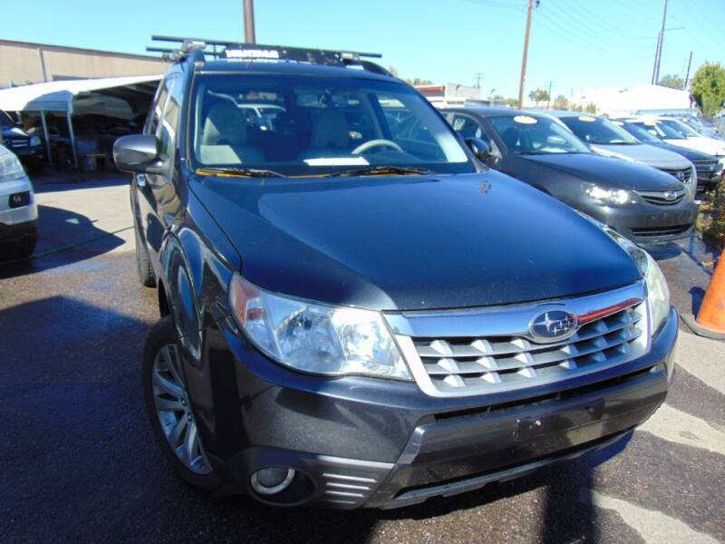2013 Subaru Forester for sale at Avalanche Auto Sales in Denver CO