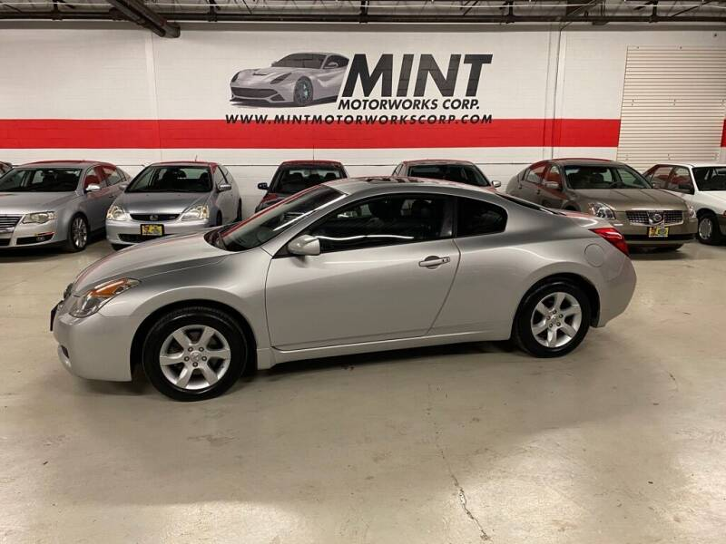 2008 Nissan Altima for sale at MINT MOTORWORKS in Addison IL