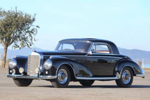 1956 Mercedes-Benz 300SC Sunroof Coupe for sale at Gullwing Motor Cars Inc in Astoria NY