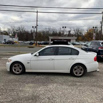 2008 BMW 3 Series for sale at CRS 1 LLC in Lakewood NJ
