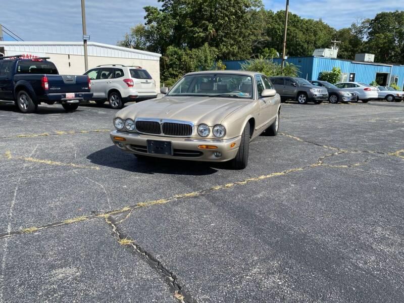 1999 Jaguar XJ-Series for sale at M & J Auto Sales in Attleboro MA
