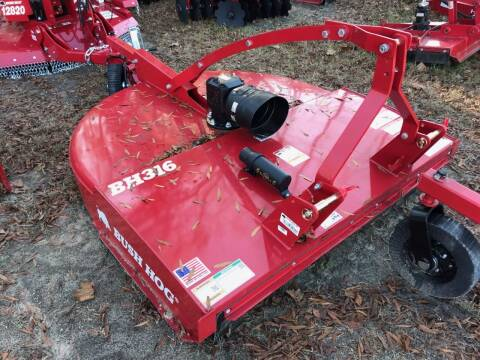 2019 Bush Hog BH316 Rotary Cutter 6 foot for sale at Vehicle Network - Mills International in Kinston NC