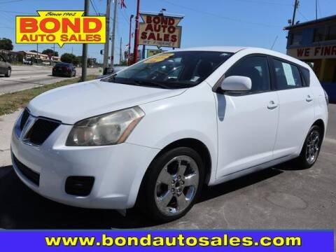 2009 Pontiac Vibe for sale at Bond Auto Sales in St Petersburg FL