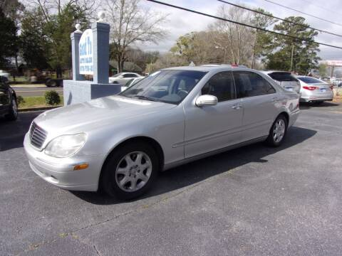 2000 Mercedes-Benz S-Class for sale at Good To Go Auto Sales in Mcdonough GA