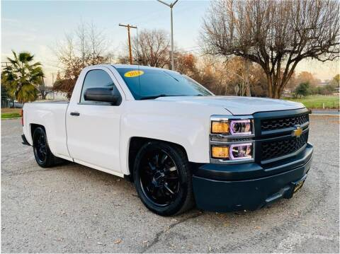 2014 Chevrolet Silverado 1500 for sale at KARS R US in Modesto CA