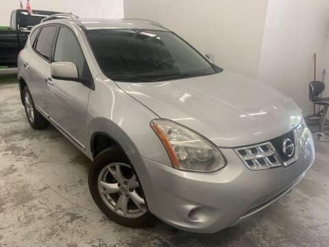 2011 Nissan Rogue for sale at Eden Cars Inc in Hollywood FL