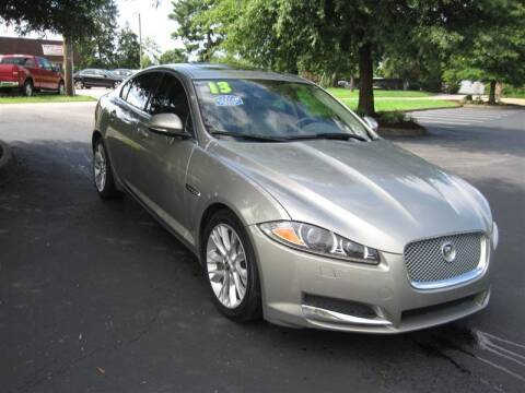 2013 Jaguar XF for sale at Euro Asian Cars in Knoxville TN