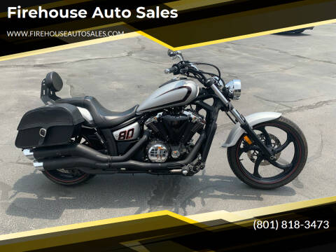 2015 Yamaha Stryker for sale at Firehouse Auto Sales in Springville UT