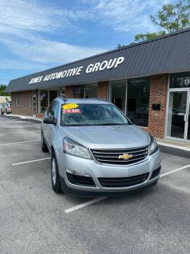 2017 Chevrolet Traverse for sale at Jones Automotive Group in Jacksonville NC