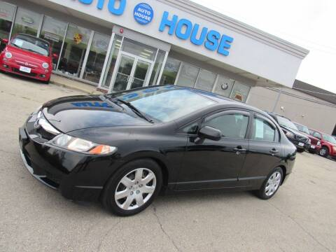 2011 Honda Civic for sale at Auto House Motors in Downers Grove IL