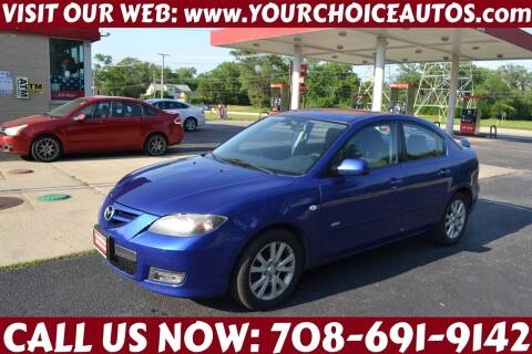 2007 Mazda MAZDA3 for sale at Your Choice Autos - Crestwood in Crestwood IL