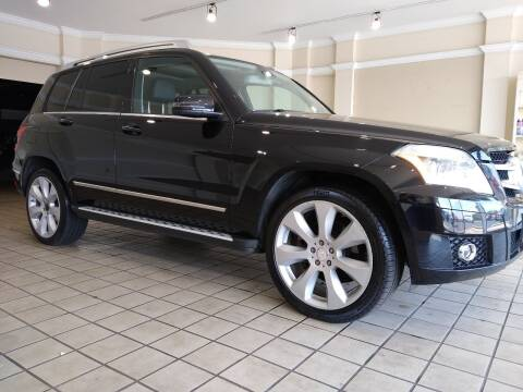 2010 Mercedes-Benz GLK for sale at Town Motors in Hamilton OH