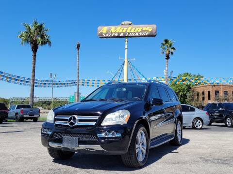 2011 Mercedes-Benz GL-Class for sale at A MOTORS SALES AND FINANCE in San Antonio TX
