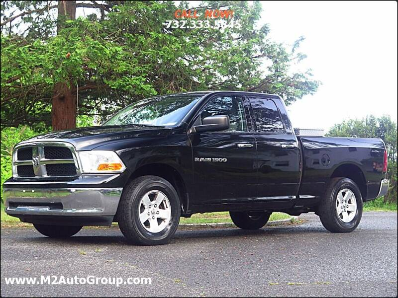 2012 RAM Ram Pickup 1500 for sale at M2 Auto Group Llc. EAST BRUNSWICK in East Brunswick NJ