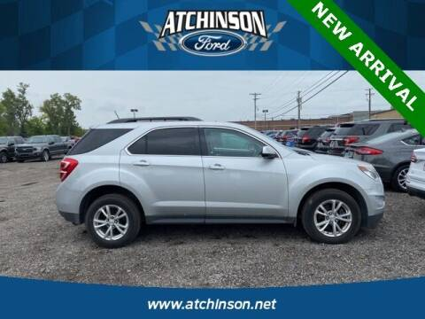 2017 Chevrolet Equinox for sale at Atchinson Ford Sales Inc in Belleville MI