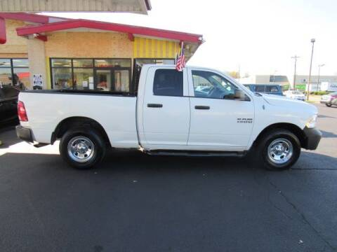 2013 RAM Ram Pickup 1500 for sale at Cardinal Motors in Fairfield OH