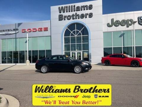 2011 Buick Regal for sale at Williams Brothers - Pre-Owned Monroe in Monroe MI