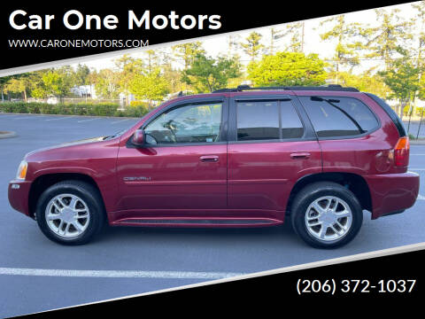 2007 GMC Envoy for sale at Car One Motors in Seattle WA