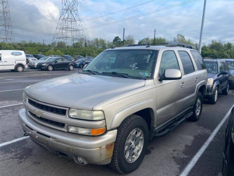 2004 Chevrolet Tahoe for sale at Jeffrey's Auto World Llc in Rockledge PA
