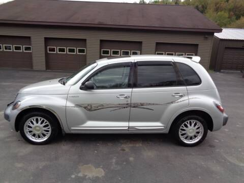 2001 Chrysler PT Cruiser for sale at On The Road Again Auto Sales in Lake Ariel PA