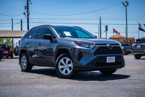 2019 Toyota RAV4 for sale at Jerrys Auto Sales in San Benito TX