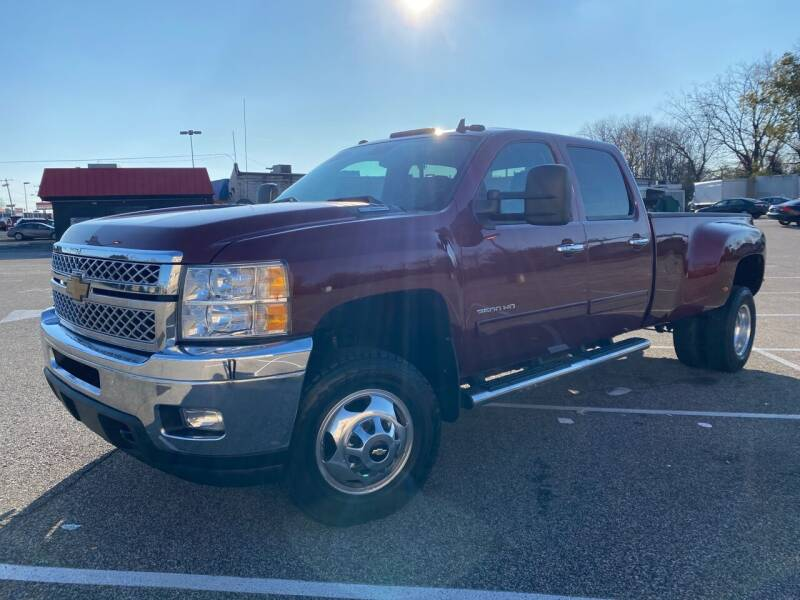 2013 Chevrolet Silverado 3500HD for sale at PA Auto World in Levittown PA
