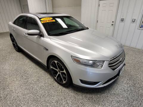 2014 Ford Taurus for sale at LaFleur Auto Sales in North Sioux City SD