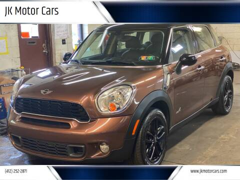 2013 MINI Countryman for sale at JK Motor Cars in Pittsburgh PA