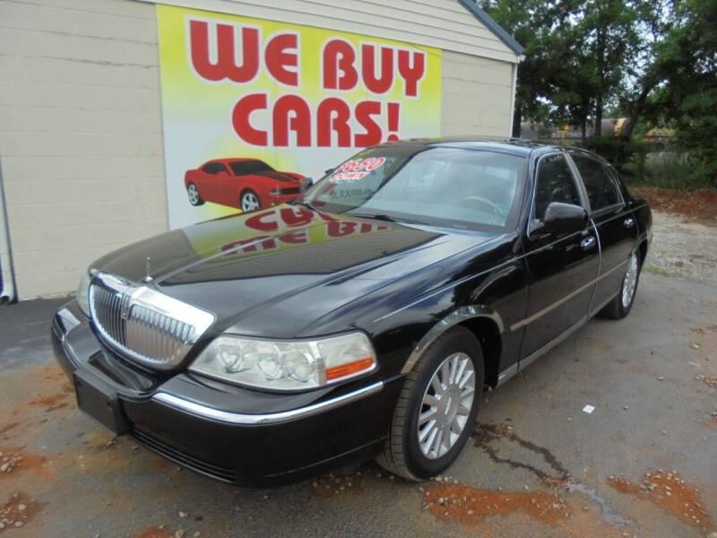 2004 Lincoln Town Car for sale in Murfreesboro, TN
