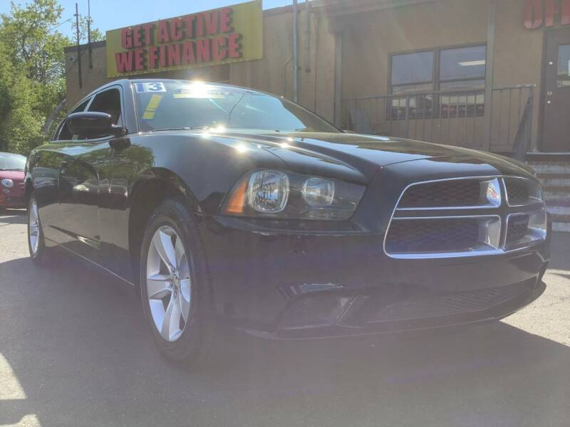 2013 Dodge Charger for sale at Active Auto Sales Inc in Philadelphia PA