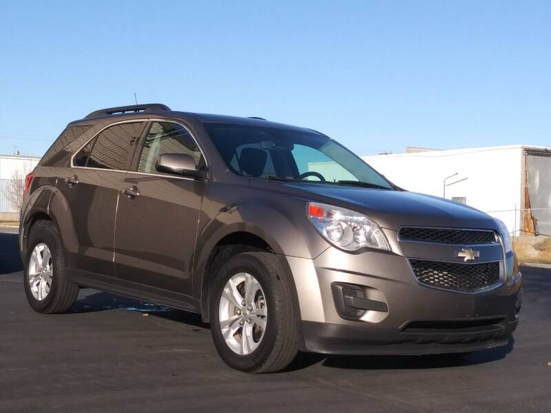 2011 Chevrolet Equinox for sale at AUTOMOTIVE SOLUTIONS in Salt Lake City UT