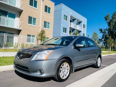 2011 Nissan Sentra for sale at LA Motors Miami in Miami FL