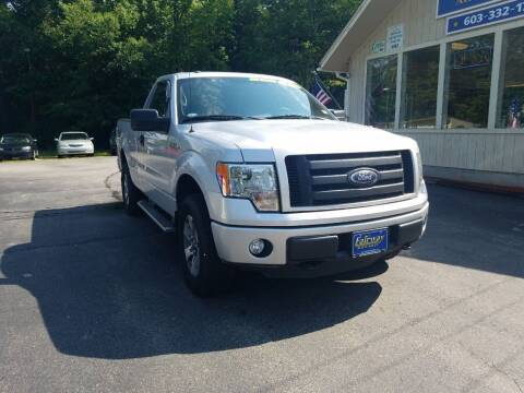 2011 Ford F-150 for sale at Fairway Auto Sales in Rochester NH