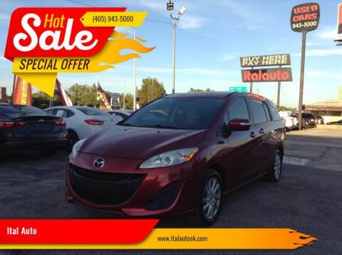 2014 Mazda MAZDA5 for sale at Ital Auto in Oklahoma City OK