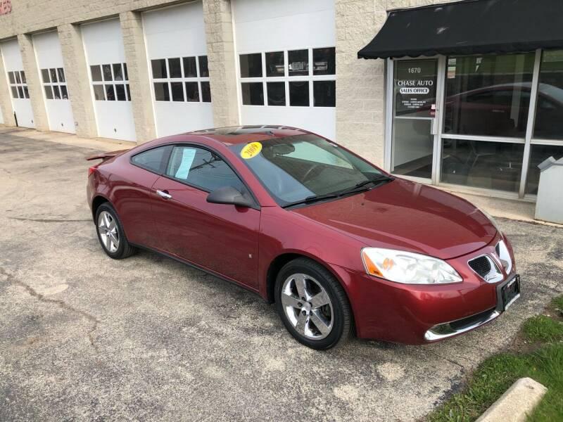 2009 Pontiac G6 for sale at Cresthill Auto Sales Enterprises LTD in Crest Hill IL