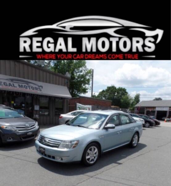2009 Ford Taurus for sale in Holbrook, MA