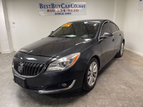 2014 Buick Regal for sale at Best Buy Car Co in Independence MO