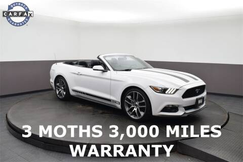2015 Ford Mustang for sale at M & I Imports in Highland Park IL