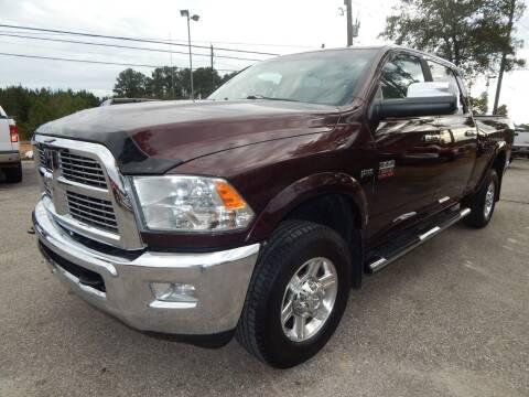 2012 RAM Ram Pickup 2500 for sale at Medford Motors Inc. in Magnolia TX