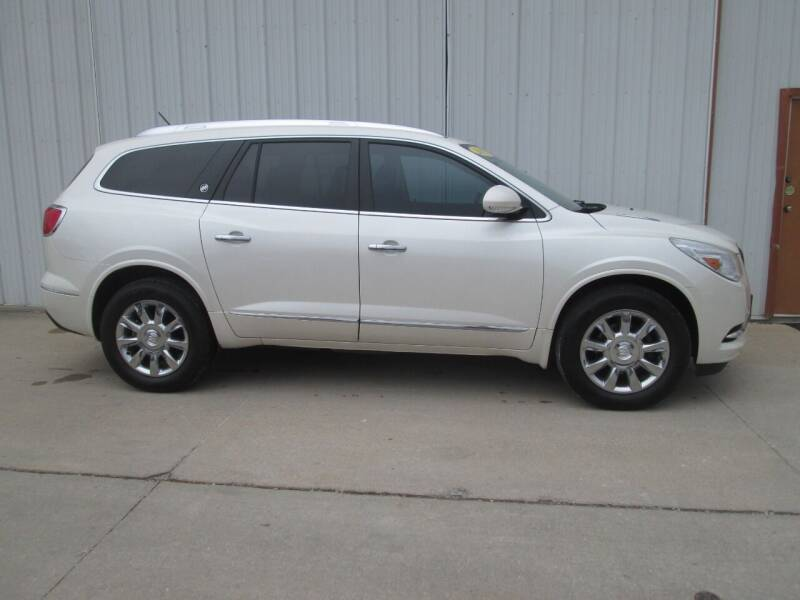 2013 Buick Enclave for sale at Parkway Motors in Osage Beach MO