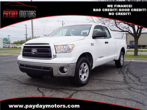 2010 Toyota Tundra for sale at Payday Motors in Wichita KS