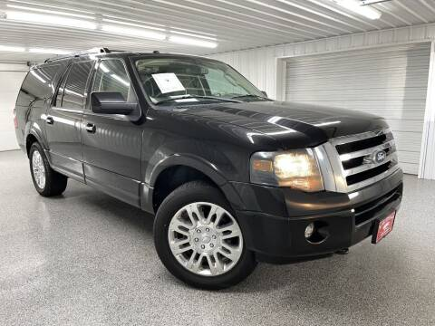 2011 Ford Expedition EL for sale at Hi-Way Auto Sales in Pease MN