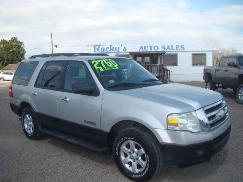 2007 Ford Expedition for sale at Rocky's Auto Sales in Corpus Christi TX