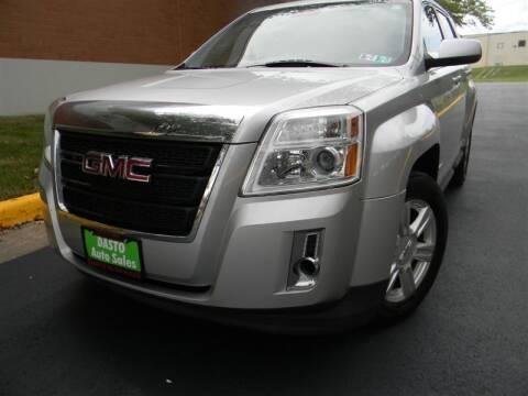 2014 GMC Terrain for sale at Dasto Auto Sales in Manassas VA